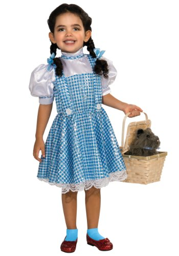 Wizard of Oz Dorothy Sequin Costume (75th Anniversary Edition)