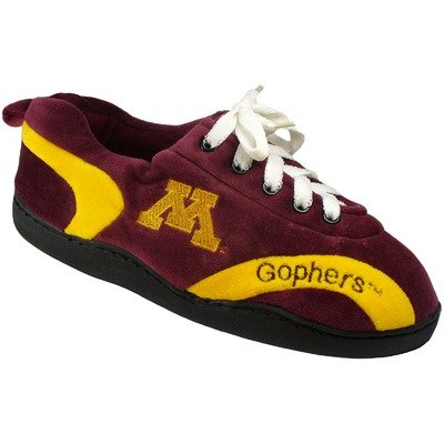 Cheap Minnesota Golden Gophers All Around Slipper in Red / Yellow (MIN05SM)