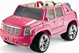 Power Wheels Barbie Pink Cadillac Escalade