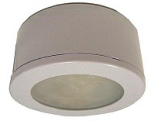 P120Wh- White 120 Volt Xenon Puck Light