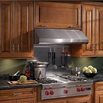 Broan Elite Series: E64E30SS Under-Cabinet Canopy Range Hood with External