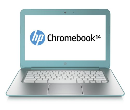 HP Chromebook 14 (Ocean Turquoise) Picture