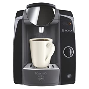 Tassimo T47 Single Serve Brewing System from Bosch
