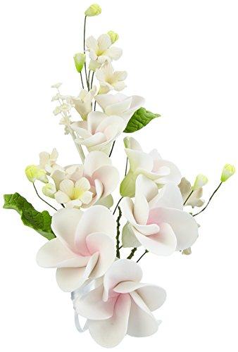 cake company zuckerblumenboquet frangipani rosa 1er pack 1 x 55 g. Black Bedroom Furniture Sets. Home Design Ideas