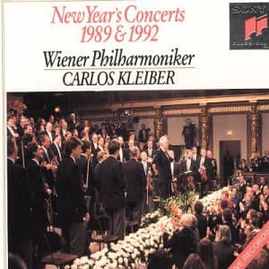 Neujahrskonzerte 1989+1992