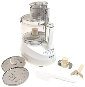 Cuisinart DLC-2011N Prep Plus 11-Cup Food Processor, White