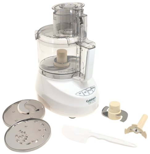 Cuisinart Food Processor How To Use It