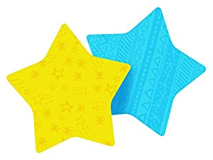 Post-it® Super Sticky Die Cut Star 150 Sheets