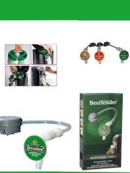 5 tubes beertender pour machine à bière Krups et Seb