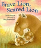 img - for Brave Lion, Scared Lion book / textbook / text book