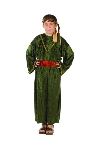 Child's Deluxe Wiseman Costume Size Large (12-14)