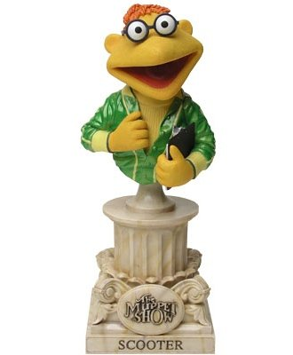 Scooter Muppet Show Bust from Sideshow Toy - Buy Scooter Muppet Show Bust from Sideshow Toy - Purchase Scooter Muppet Show Bust from Sideshow Toy (Sideshow, Toys & Games,Categories,Action Figures,Statues Maquettes & Busts)