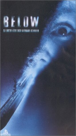 Below - Da unten hört dich niemand schreien [VHS]