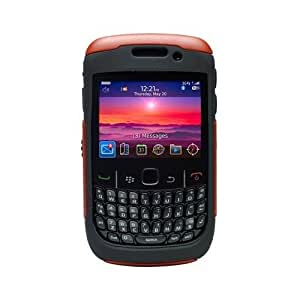 Otterbox RBB4-8500S-45-C5OTR - Red and Black Commuter Case for Blackberry 8520 8530