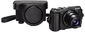 Sony DSCH X50V 20.4MP Digital Camera with Jacket Case