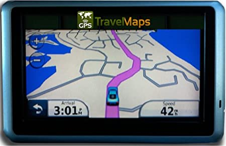 Costa Rica GPS Map Garmin Nuvi (Download)