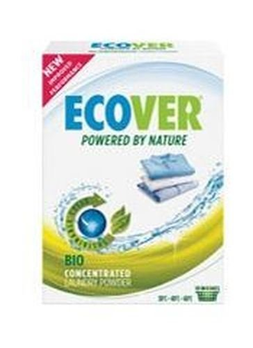 (12 PACK) - Ecover Concentrated Washing Powder Bio | 750g | 12 PACK - SUPER SAVER - SAVE MONEY