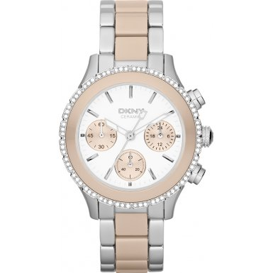 DKNY NY8824 Ladies CERAMIX Chronograph Watch