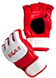 MMA Gloves - Sparring / Grappling / Training Gloves - UFC, Mixed Martial Arts, Boxing, Cage, Kickboxing, Combat Sports