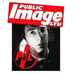 Rock Star Tシャツ SEX PISTOLSのジョン・ライドンで有名なパブリック・イメージ・リミテッド VネックTシャツ P.I.L (S, GRAY)