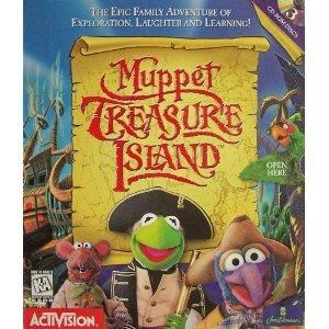 muppet treasure island game online