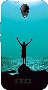JOHN RICHARD HIGH QUALITY SILICONE UV PRINTED BACK COVER FOR Motorola Moto G (3rd gen) ARTICLE-30192