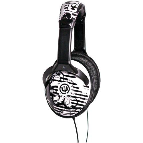 Wicked Wi8200 Reverb Headphone - Black/Silver
