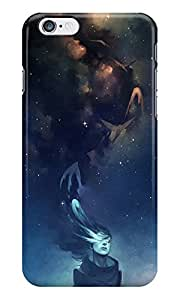 Dreambolic Introspection-Gum Back Cover For Iphone 6S Plus