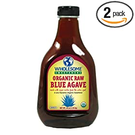 Wholesome Sweeteners Agave and Honey: Save up to 30%