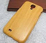 Phoenixvillage flower plastic wooden bamboo style Case Cover For Samsung Galaxy S4 i9500 Y091UK