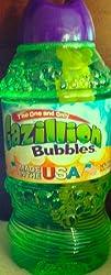 Gazillion 2-Liter Bubble Solution