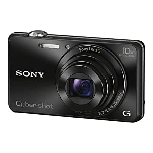 Sony 18.2 MP Digital Camera with 2.7-Inch LCD