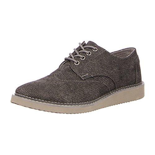 4707c26c39a Men s Brogue Casual Shoe Castlerock Grey Plaid 10.5 D(M) US
