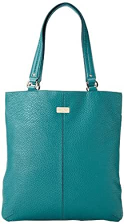 Cole Haan Village Flat B41427 Travel Tote,Pendant Teal,One Size