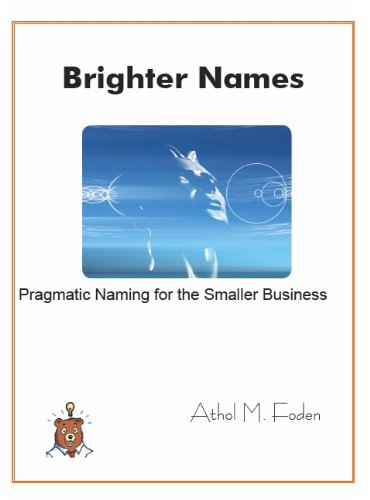 Brighter Names: Pragmatic Naming for the Smaller Business (Brighter Marketing)