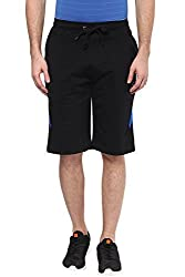 Ajile by Pantaloons Men's Cotton Three Forth 205000005637071_ Size_Large