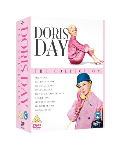 Doris Day - The Collection (2013 Edition) [DVD] [1954]