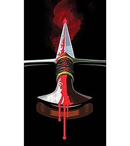 EPICCASE Blood Sword Mobile Back Case Cover For LG G3 Beat (Designer Case)
