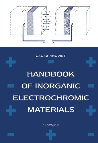 Handbook of Inorganic Electrochromic Materials