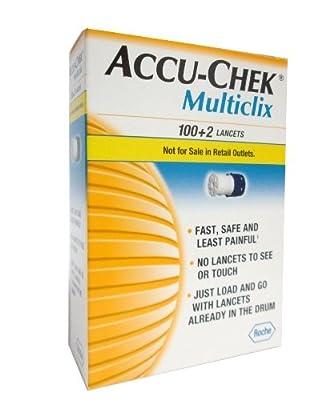 Accu Chek Multiclix Lancets