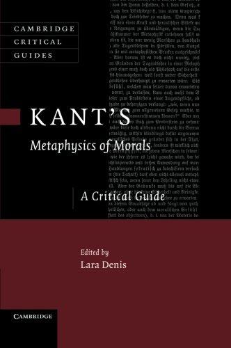 Kant's Metaphysics of Morals: A Critical Guide (Cambridge Critical Guides)