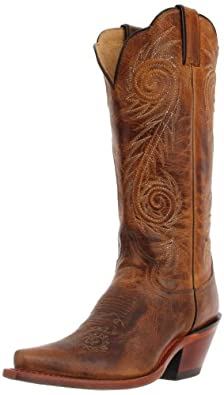 Buy Justin Boots Ladies Classic Western Boot by Justin Boots