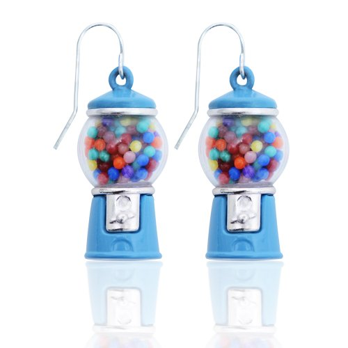 Dylan's Candy Bar Gumball Machine Earrings