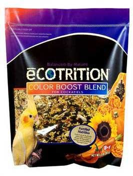 Cheap 8in1 Ecotrition Color Boost Blend Cockatiel 2LBS (P-84048)