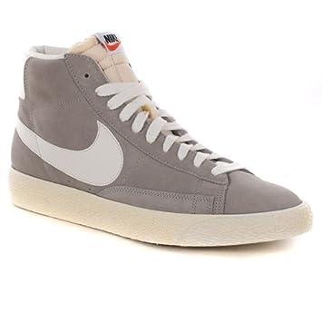 Scarpe Nike Blazer Grigie