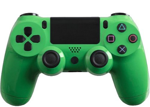 Custom Playstation 4 Controller Special Edition Glossy Green Controller