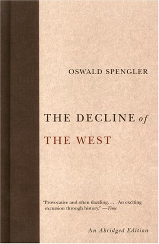 The Decline of the West (Vintage)