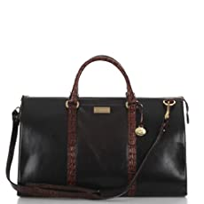 Anywhere Weekender Duffel<br>Melbourne Black Tuscan