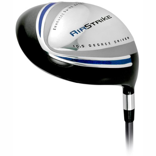 Air Strike Men's 10.5 degrees Driver (Right Hand, 46-Inch Long Shaft)