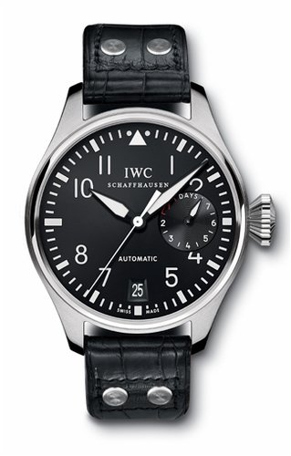 http://www.amazon.com/IWC-Classic-Pilot-Steel-IW500401/dp/B000KL5ES2/?tag=tictoctictoc-20